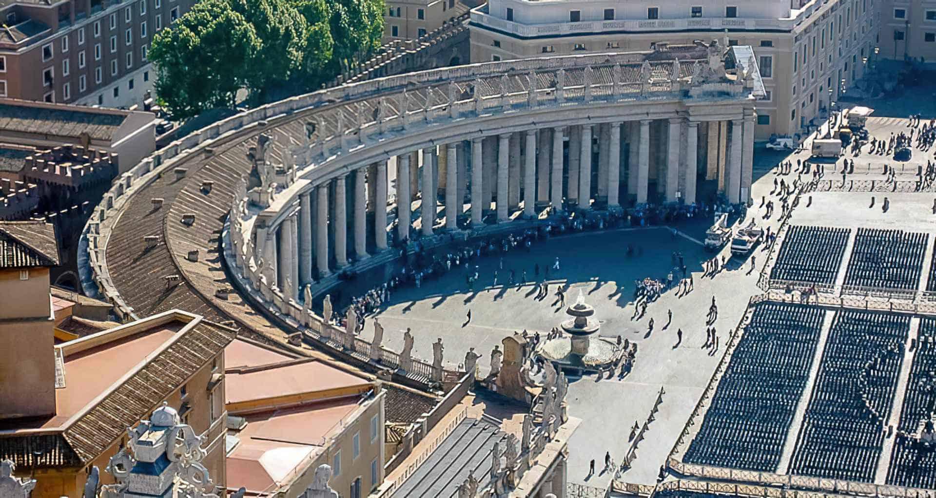 Foto de Visitar el Vaticano
