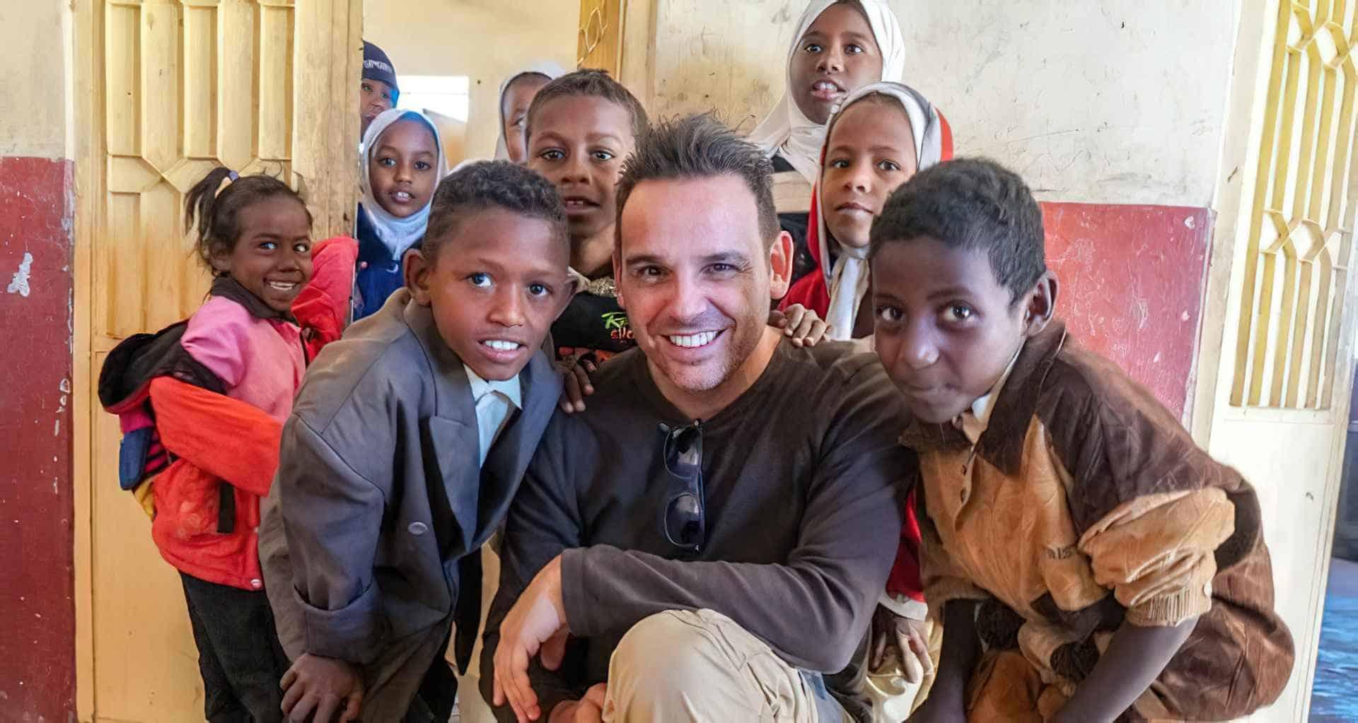 Foto de Isla de Sai, una isla-historia en el Nilo (y visita a una escuela)