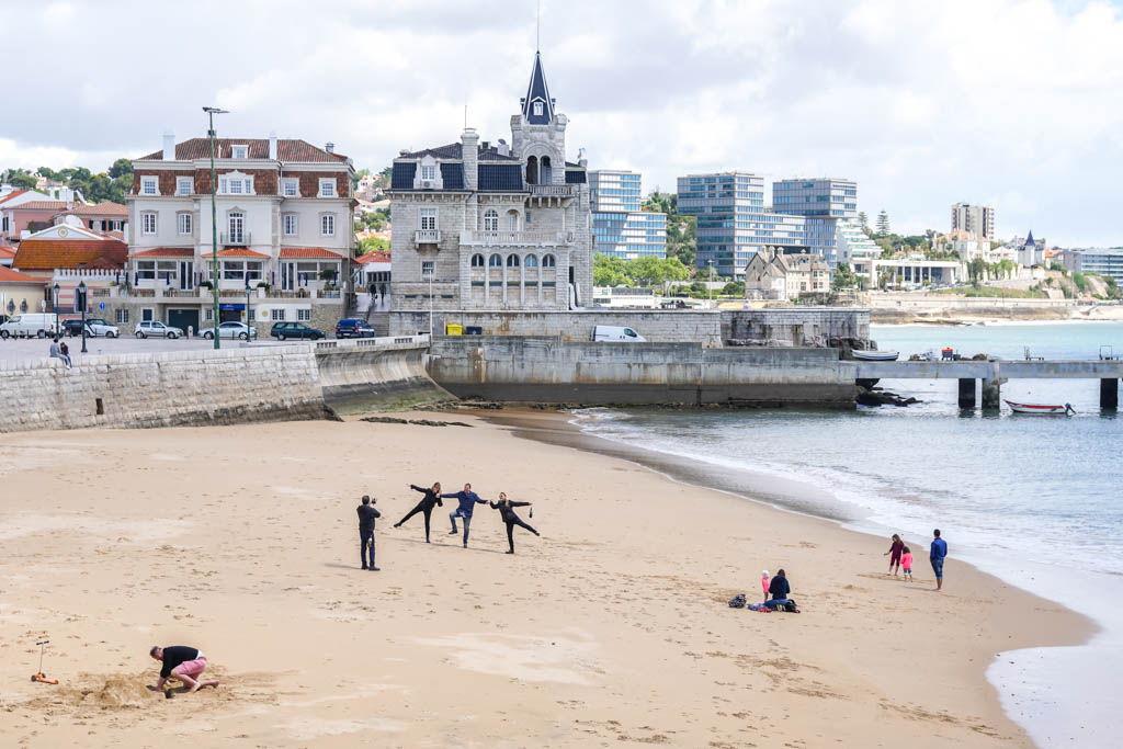 Cascais, Portugal, razones, relax, Sintra, Turismo, viaje en familia