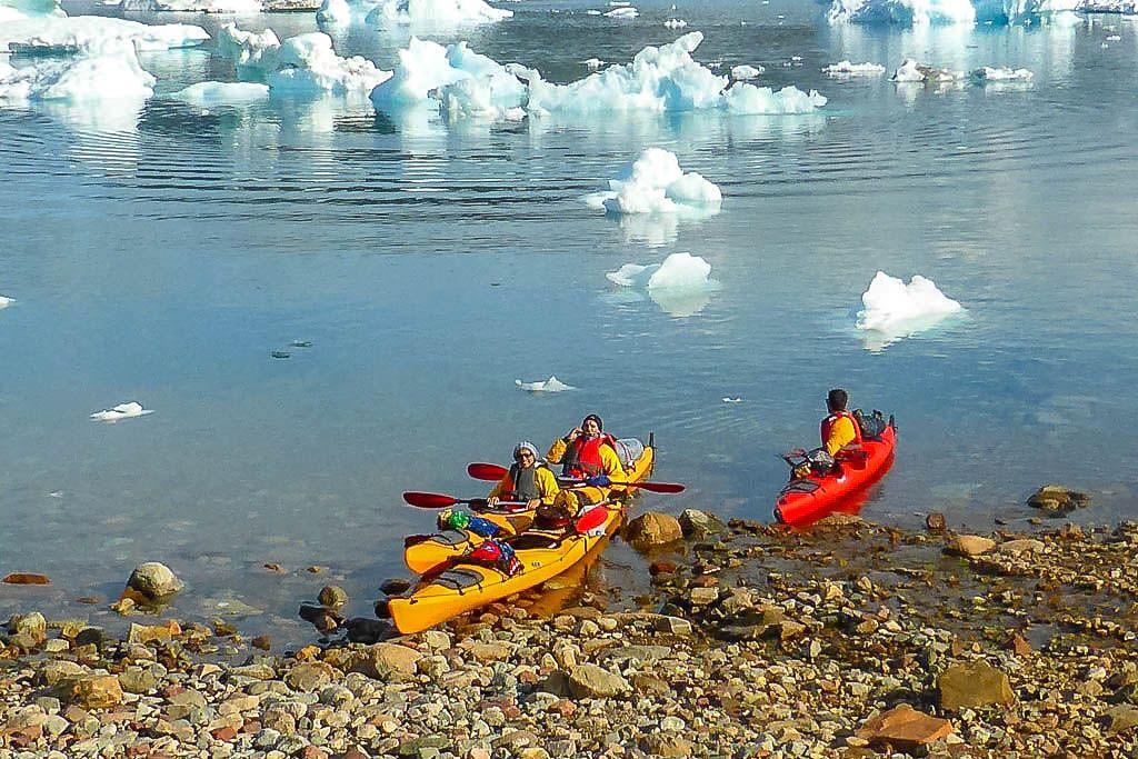 Bahia de los icebergs, Eqaloruutsit, Groenlandia, Tasiusaq, viaje personalizado, viaje solo