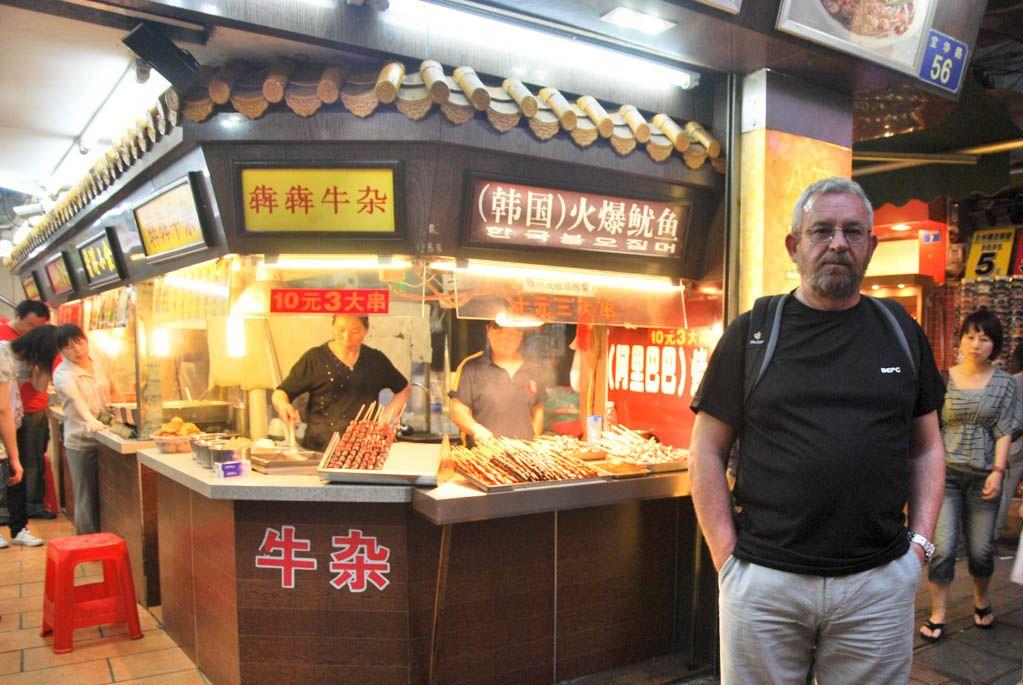 Canton Fair, China, Guangzhou, Hong Kong, por libre, viaje en familia, Xiajiu
