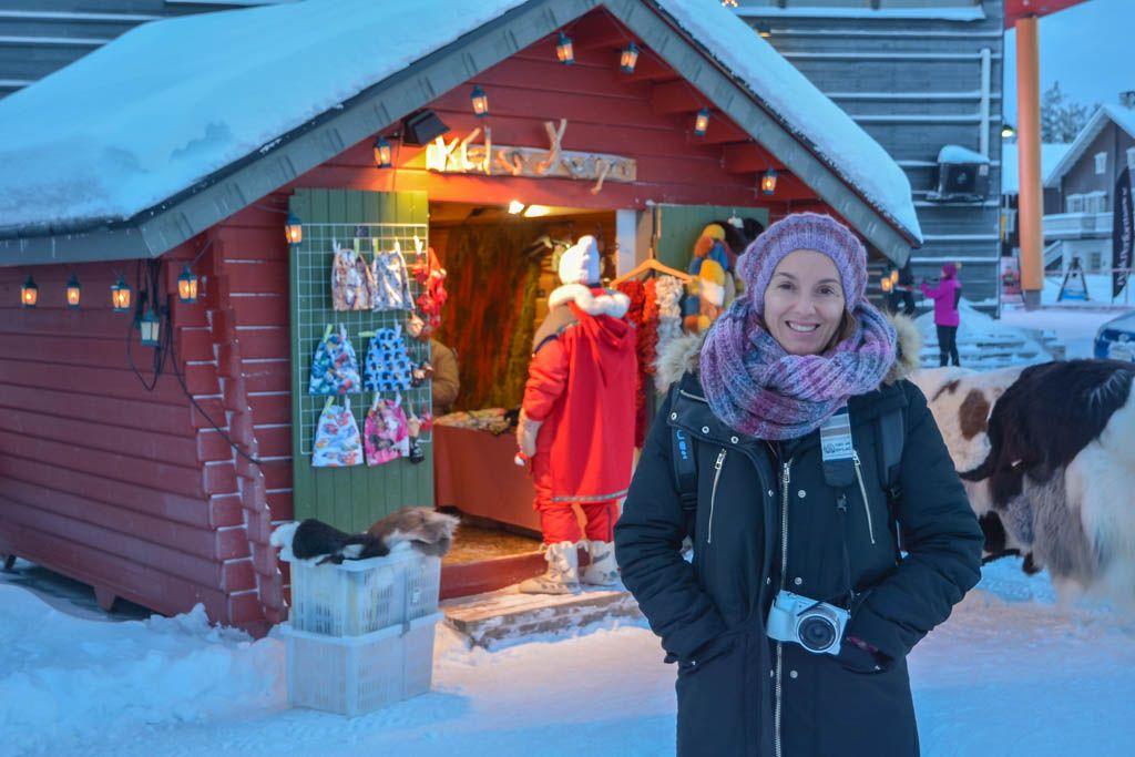 finlandia, laponia, Levi, moto de nieve, paisajes, por libre, teleferico, viaje en pareja