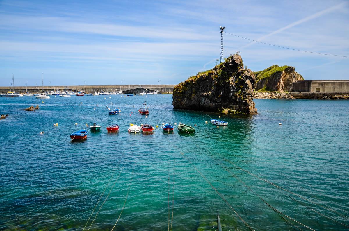 Asturias, Cudillero en un día, itinerario, pueblo costero, que hacer, que ver, ruta, visitar