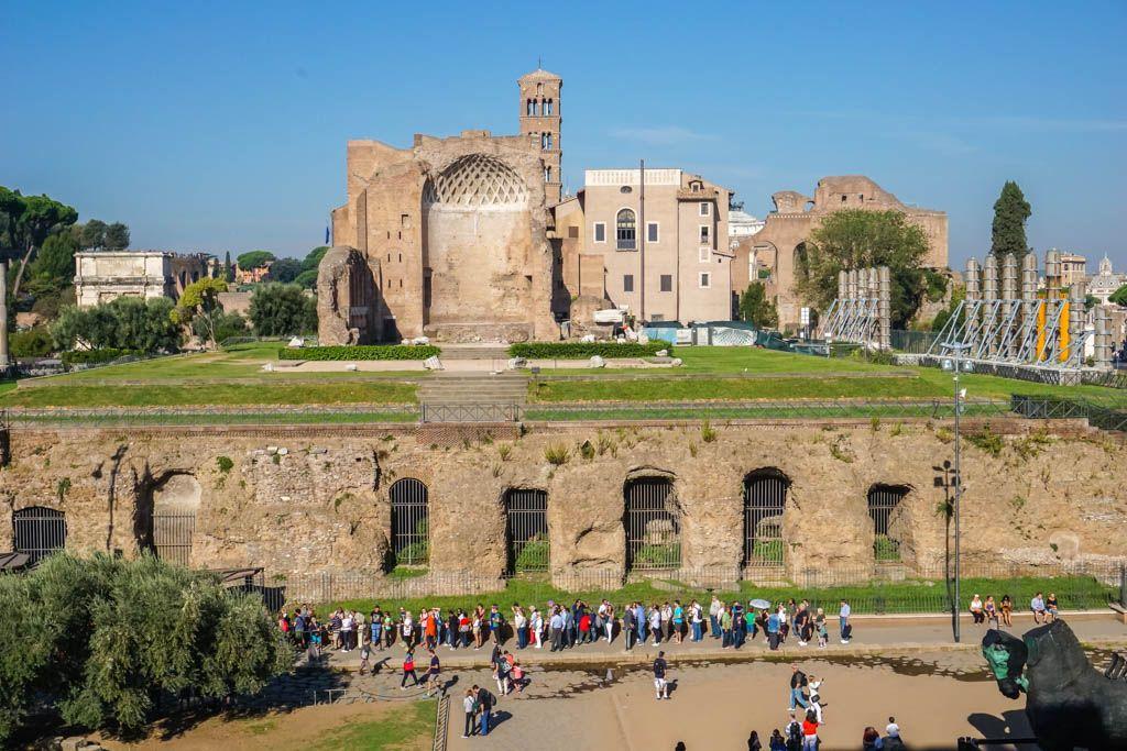 a pié, itinerario, planificación, por libre, recorridos, Roma, rutas, viaje en pareja