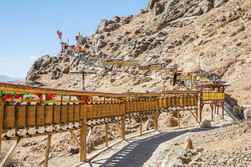 agencia especializada, China, dzong, fuerte, kora, Lasha, Shigatse, Tashilhunpo, Tíbet, tren, viaje solo